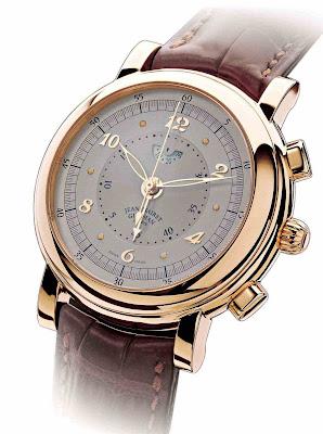 Jean-Mairet & Gillman Watches :  The Chronograph Alexandre
