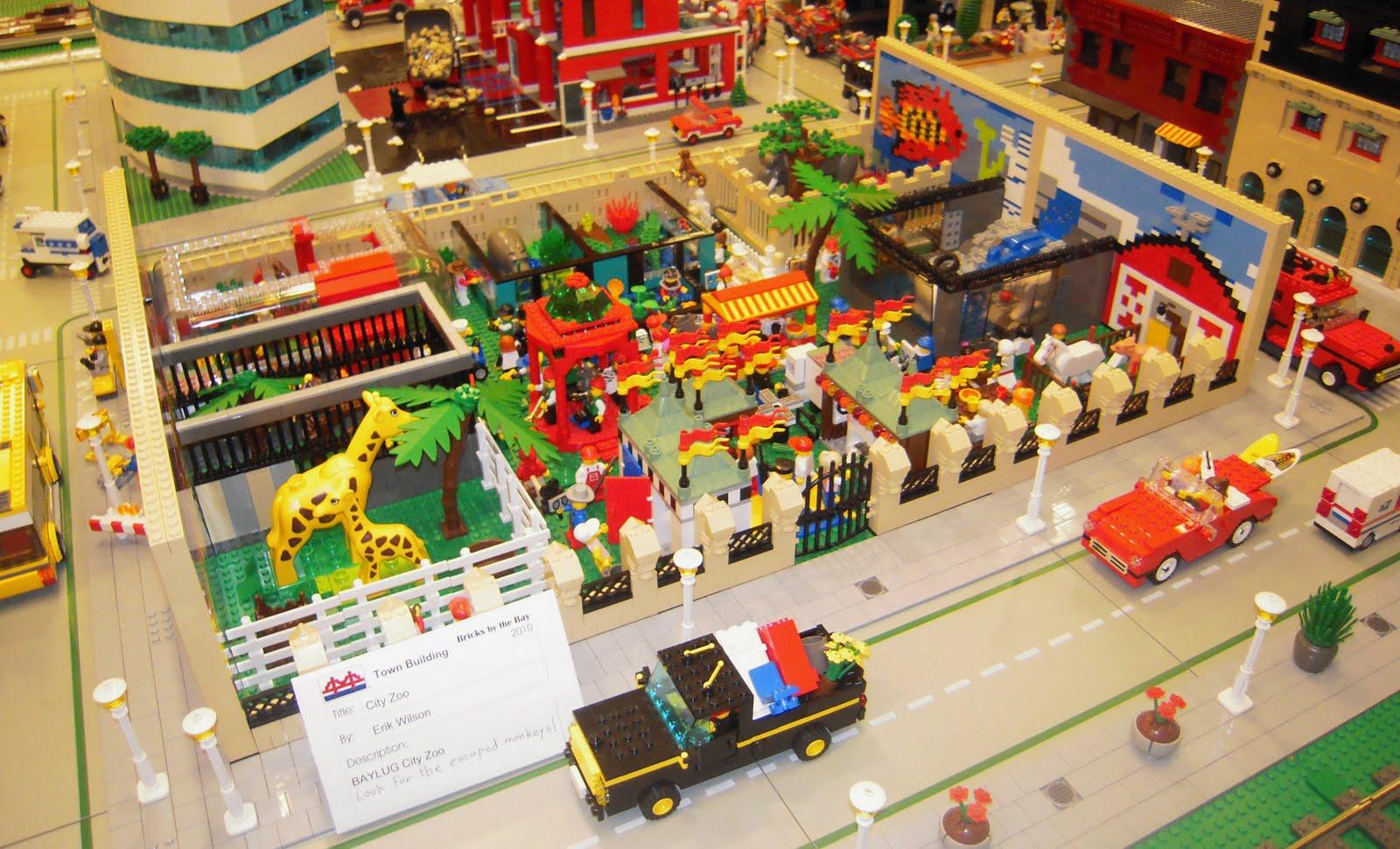 """Our LEGO Brix Club: Our """"Bricks by the Bay"""" LEGO ..."""