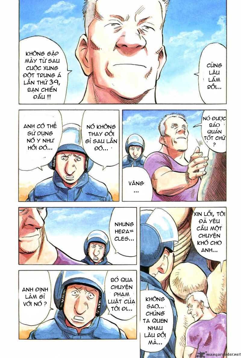 Pluto chapter 19 trang 4