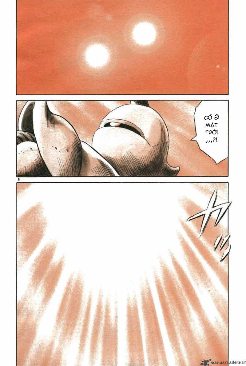 Pluto chapter 19 trang 8