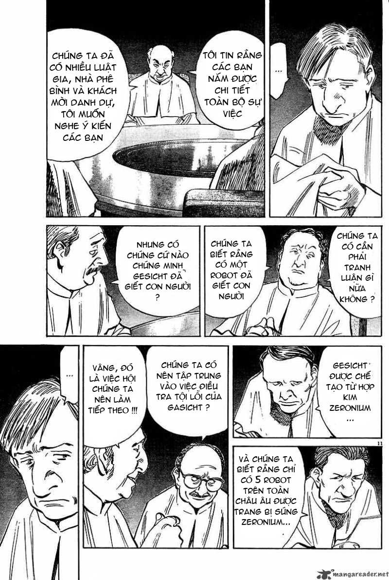 Pluto chapter 19 trang 11