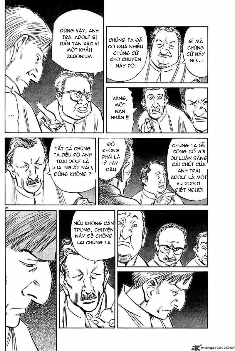 Pluto chapter 19 trang 12