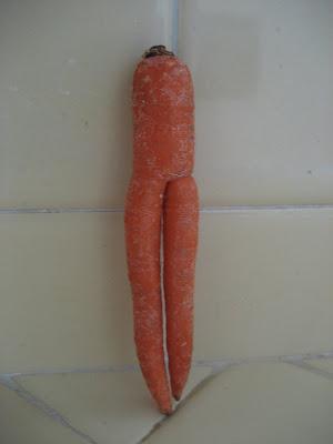 Jolene Eats Here: Dancing Carrot