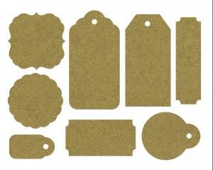 plain tags