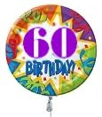 60th Birthday Gift ideas