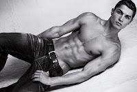Cristiano Ronaldo for Armani abs muscle body