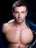 male model bodybuilder Ronnie Douglas