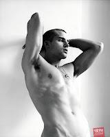Tetu: Ryan Vigilant male model