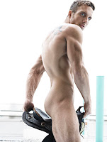 Jamie Dominic muscle model
