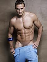 muscle model Sean Sullivan