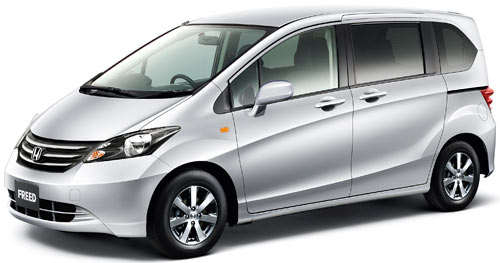 Sewa Honda Freed