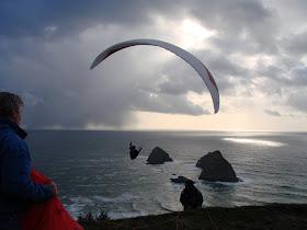 Northwest Paragliding Club Blog: January 2009