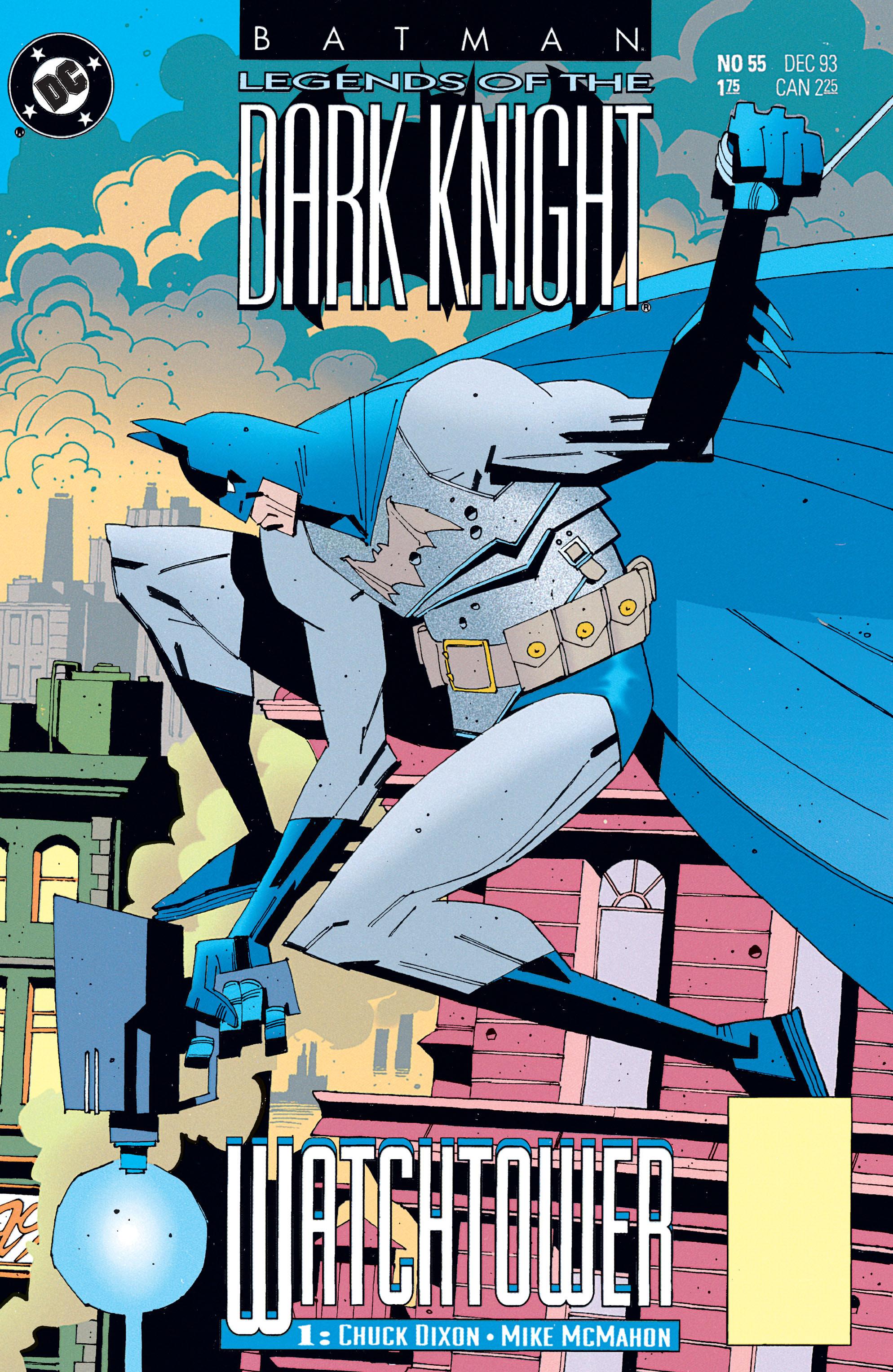 Batman: Legends of the Dark Knight 55 Page 1