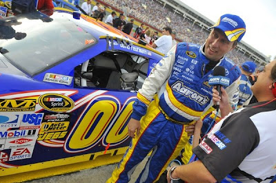 Reutimann Previews The Coca Cola 600