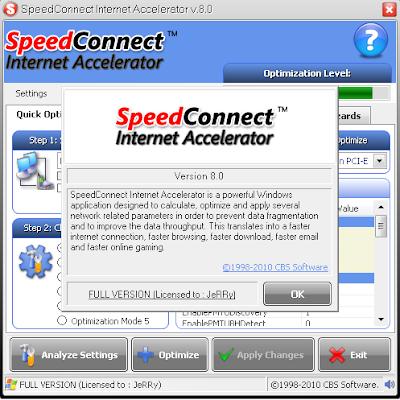 Speedconnect activation code