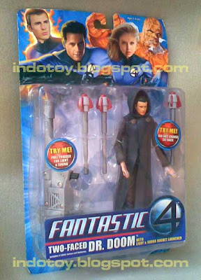 Fantastic Four - Dr Doom Figure - Rp 75.000