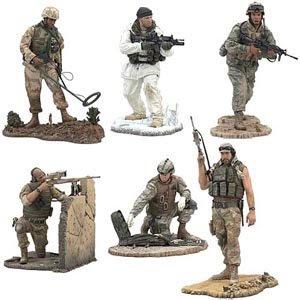 Army set Mc Farlane - @ Rp. 150.000
