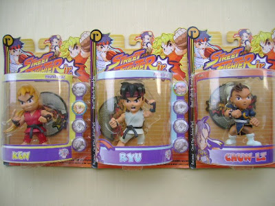 Street Fighter Chibi