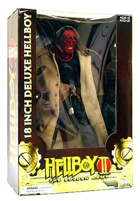 "Jual HELLBOY 2: THE GOLDEN ARMY - 18"" - by MEZCO - Rp. 1.200.000"