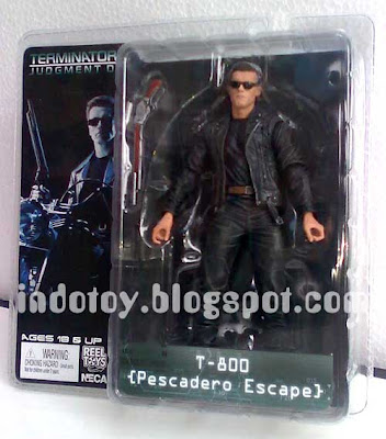 Jual Terminator 2 Judgement Day Action Figure