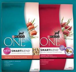 Purina One Smart B Lend Good Food
