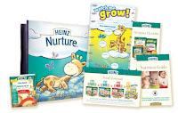 Image: Free Heinz Baby Samples