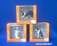 sandicast dog figurines small size