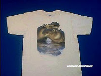 hippo t shirt USA