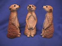 meerkat figurine
