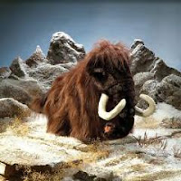 woolly mammoth puppet
