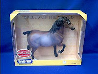 Breyer Trait du Nord French Belgian horse figurine statue