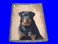 yorkshire terrier blanket throw tapestry
