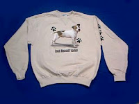 jack russell terrier sweatshirt