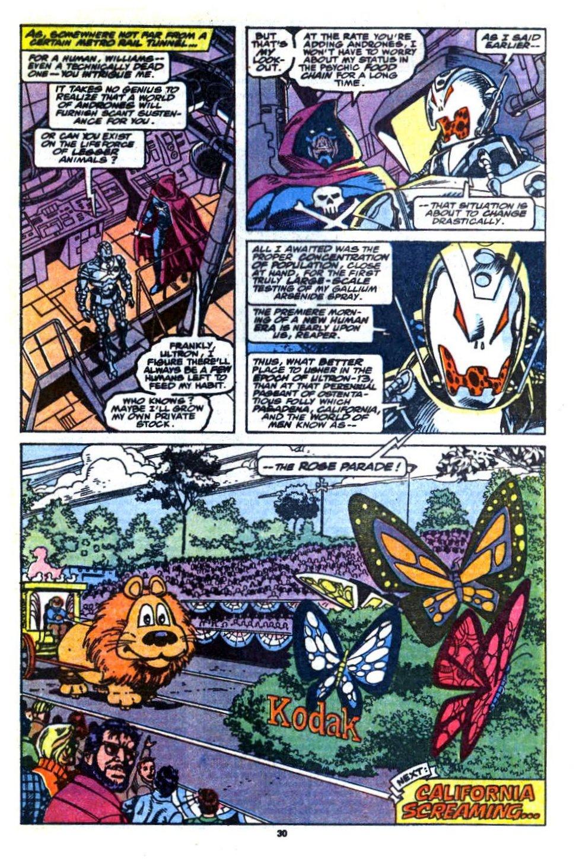 Avengers West Coast (1989) 67 Page 23