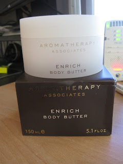 Aromatherapy Associates Enrich Body Butter