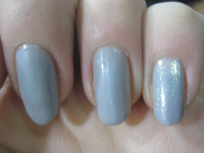 China Glaze Pelican Grey