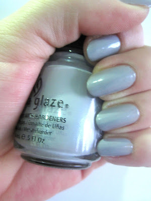 China Glaze Pelican Grey
