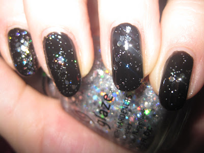 China Glaze Liquid Leather Techno