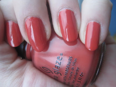 China Glaze first life preserver