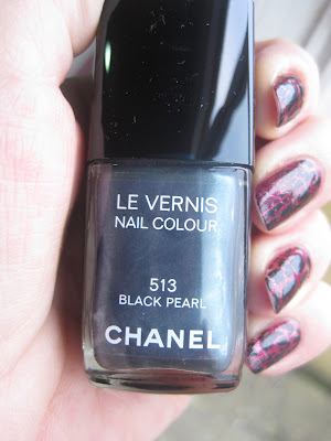 Chanel Black Pearl