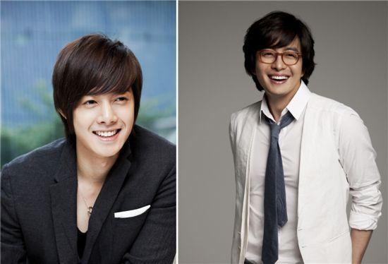 Bae yong joon and kim hyun joong dating jung