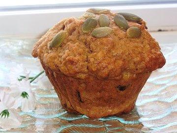 Les délices de Maya: Muffins à la citrouille