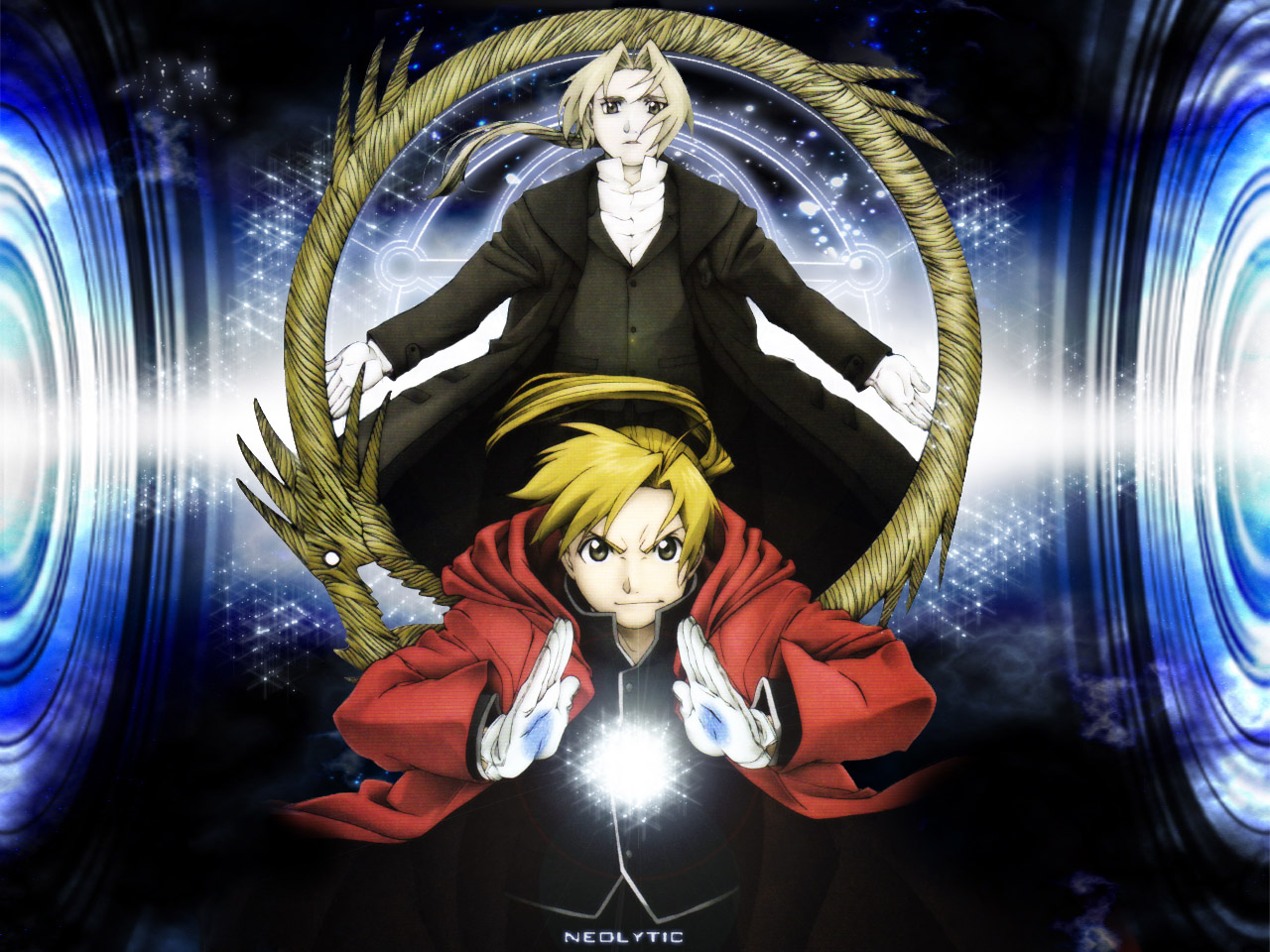 Dica de anime: FullMetal Alchemist Brotherhood - Luiz ...