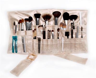 dannii minogue ultimate makeup brush roll