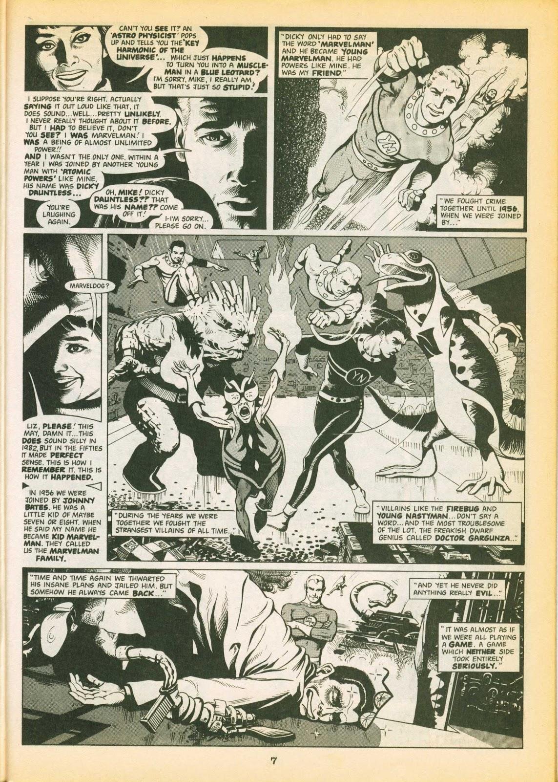 Warrior Issue #2 #3 - English 7