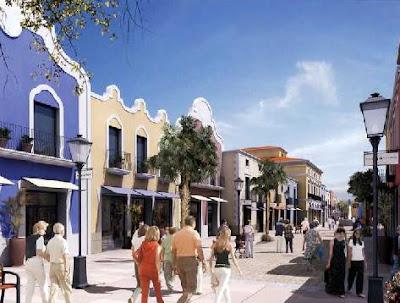 Hoy Jueves abre las puerta el nuevo centro comercial La Noria Murcia Outlet  Shopping. Con lo que sumamos otro centro comercial más a los ya existentes  de ... 5c14914fa7278