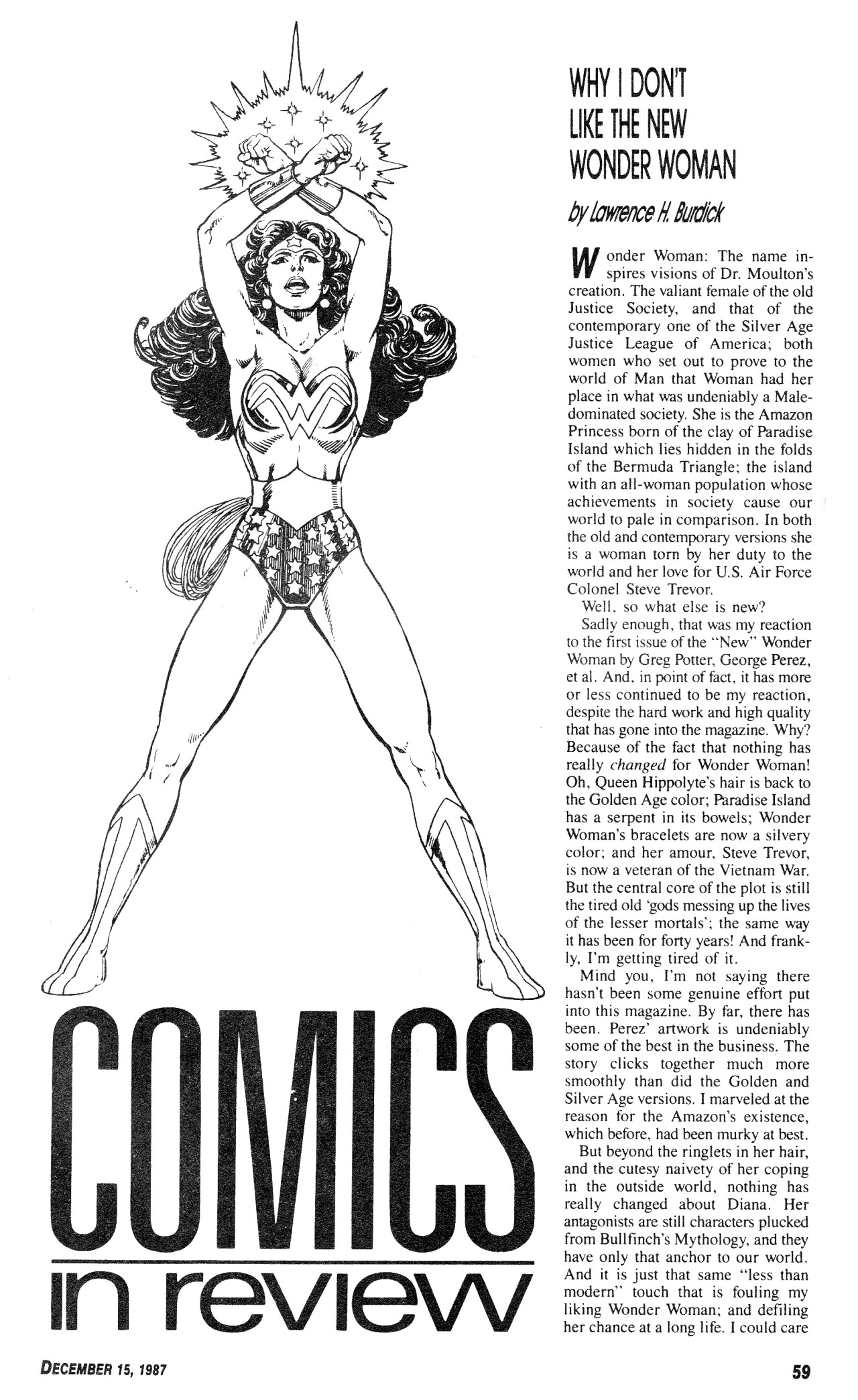 Read online Amazing Heroes comic -  Issue #131 - 59
