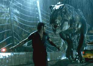 Paleoblog: JP - 4. Tyrannosaurus Rex
