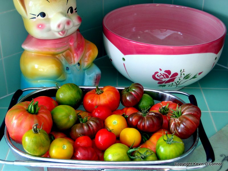 Heirloom Tomatoes To Try