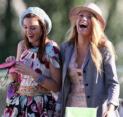 Cuarta temporada de Gossip Girl - 4estilos.com